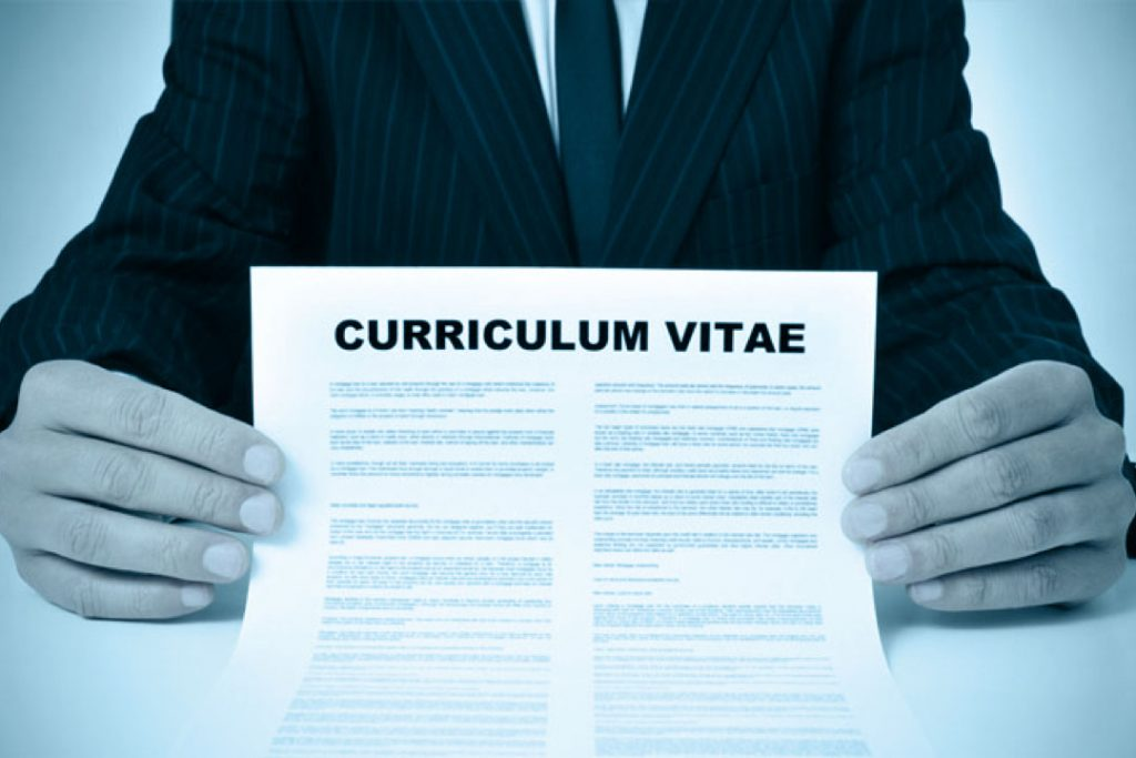 La fraude de CV