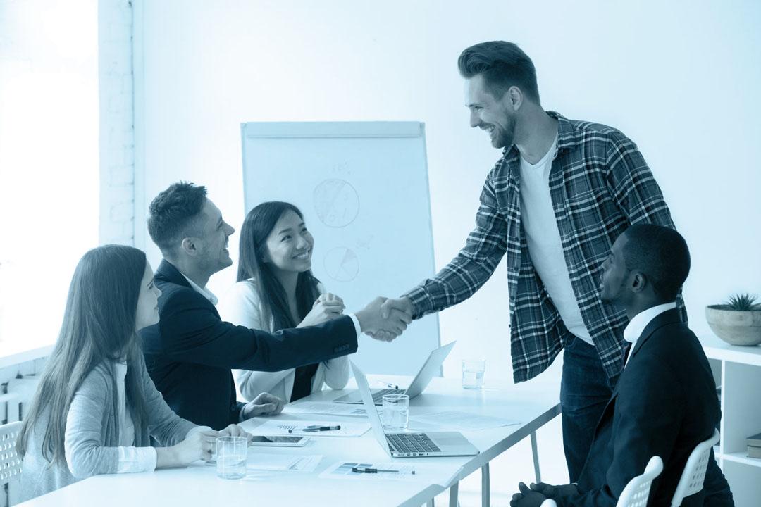 Intégration de nouveaux collaborateurs